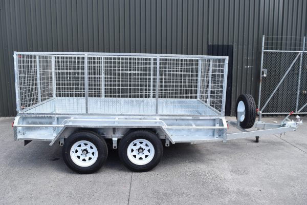 Trailer Cage 10 x 5ft / 900mm