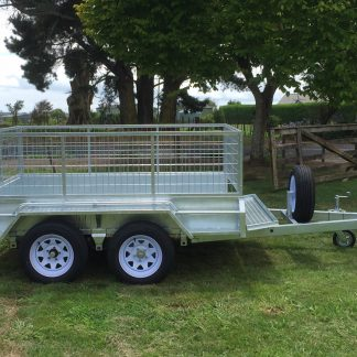 Twin or Tandem Axle Trailer